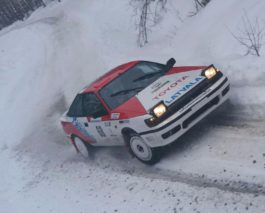 European rally weekend: Victories for Latvala, Breen, Solberg
