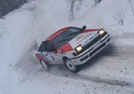 Jari-Matti Latvala, Toyota Celica GT-4, Peurunkaralli