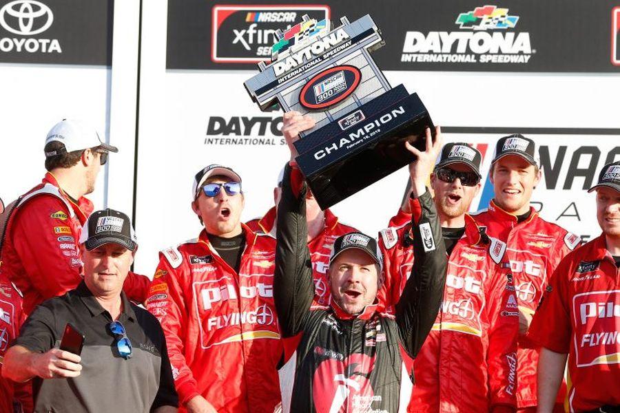 NASCAR Xfinity Daytona Michael Annett, Michael Annett