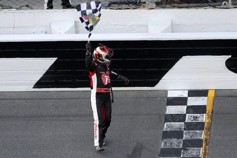 NASCAR Xfinity Daytona Michael Annett