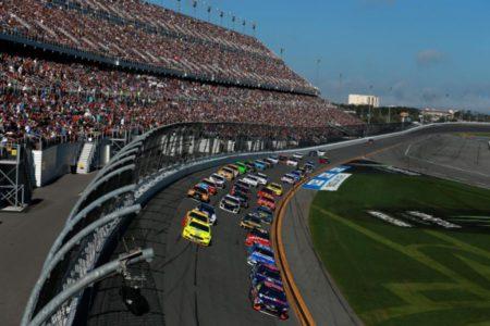 NASCAR Cup Series grid