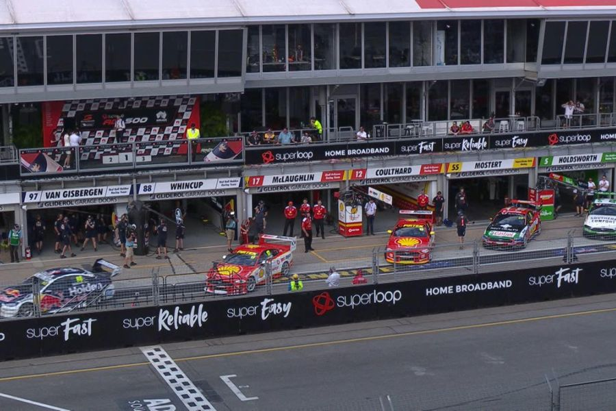 Supercars Championship Adelaide