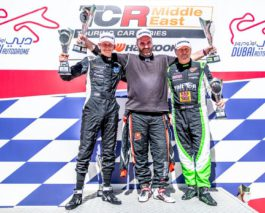 TCR Middle East: Six wins in six races for new champion Rene Münnich