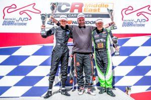 TCR Middle East finale at Dubao Autodrome