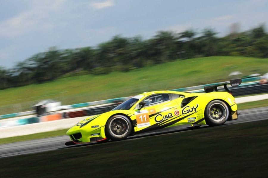 CarGuy Racing #11 Ferrari