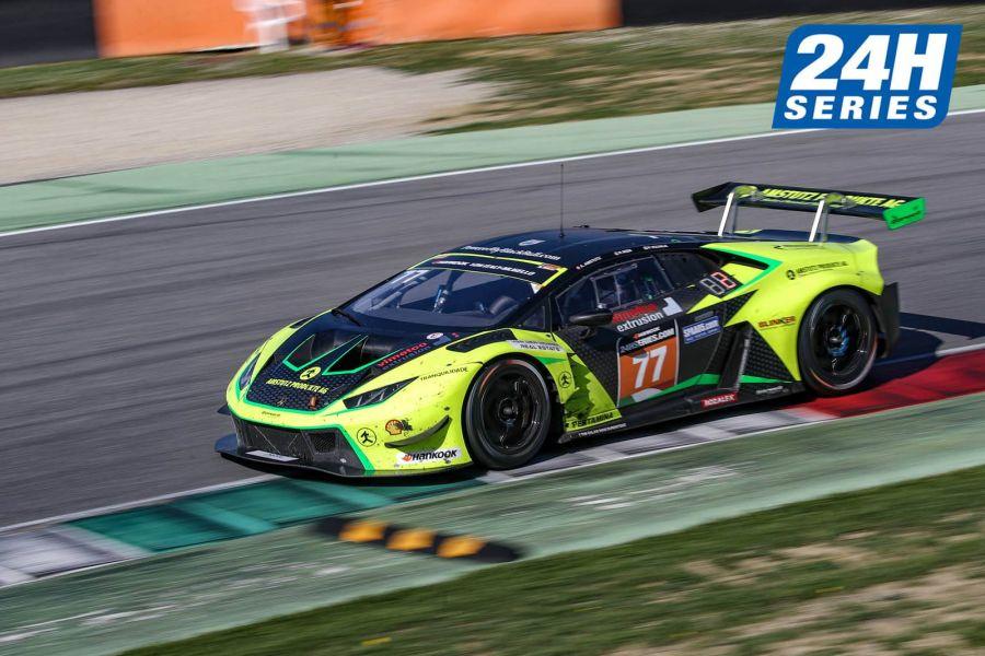 12H Mugello, Barwell Motorsport Lamborghini Huracan GT3 Evo