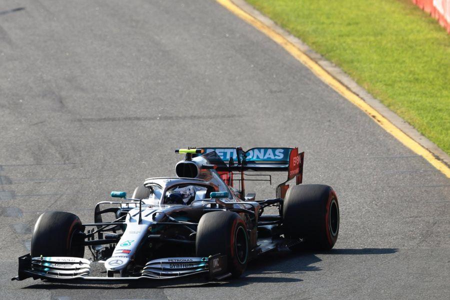 Valtteri Bottas, Australian Grand Prix