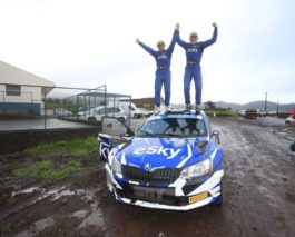 ERC – Azores Rallye: Champion crashed out, victory for Lukasz Habaj