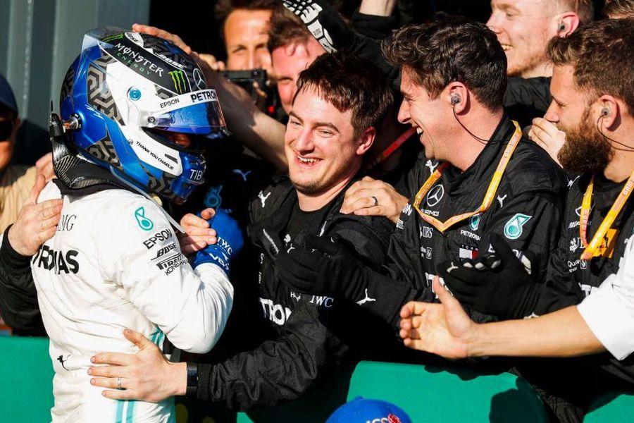 Valtteri Bottas 2019 Australian Grand Prix