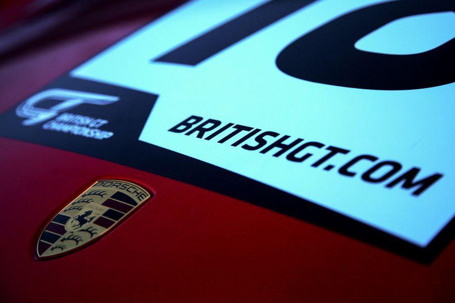 British GT Porsche