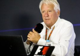 Charlie Whiting Formula 1