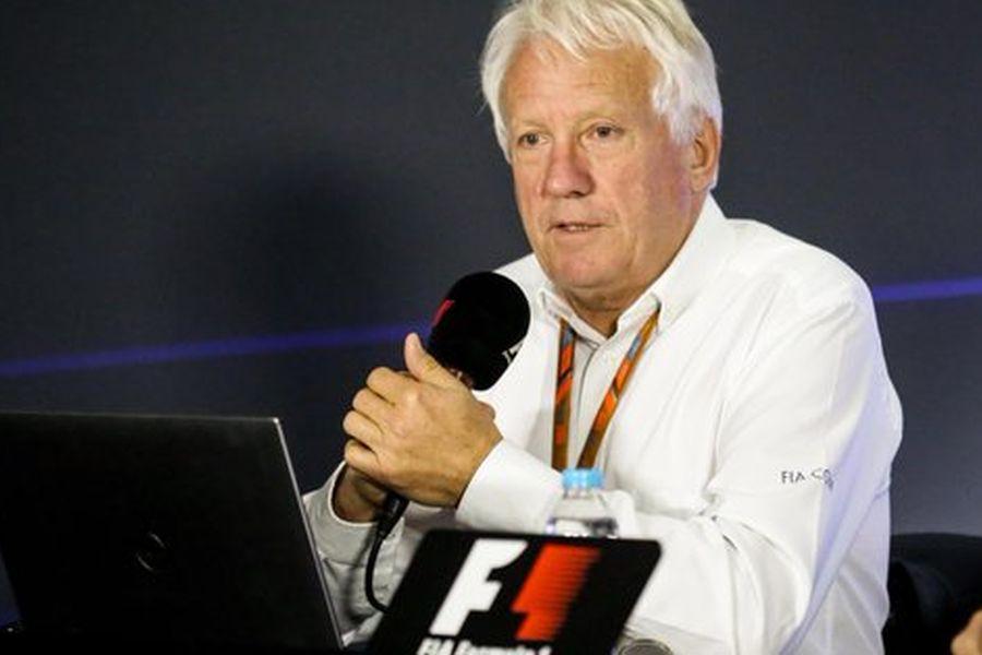 Charlie Whiting Formula 1