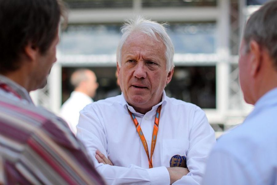 Charlie Whiting was the F1 Race Director since 1997