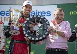 Chaz Mostert Larry Perkins Trophy