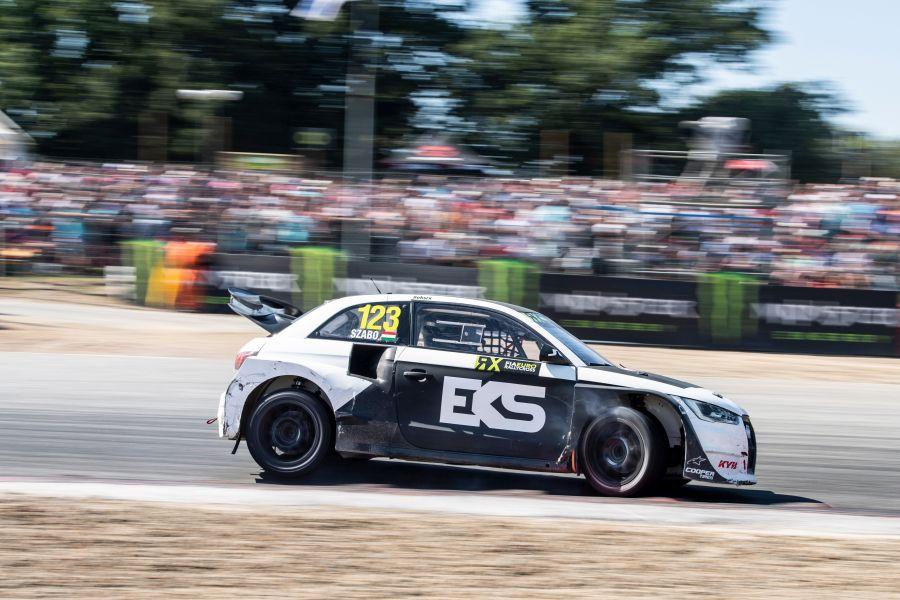 EKS Sport Audi, Krisztian Szabo