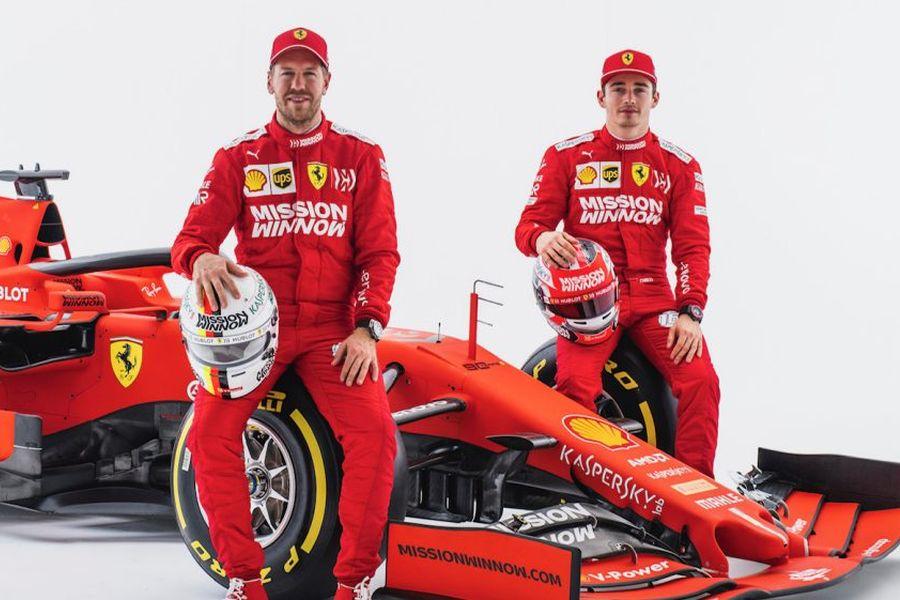 2019 Scuderia Ferrari