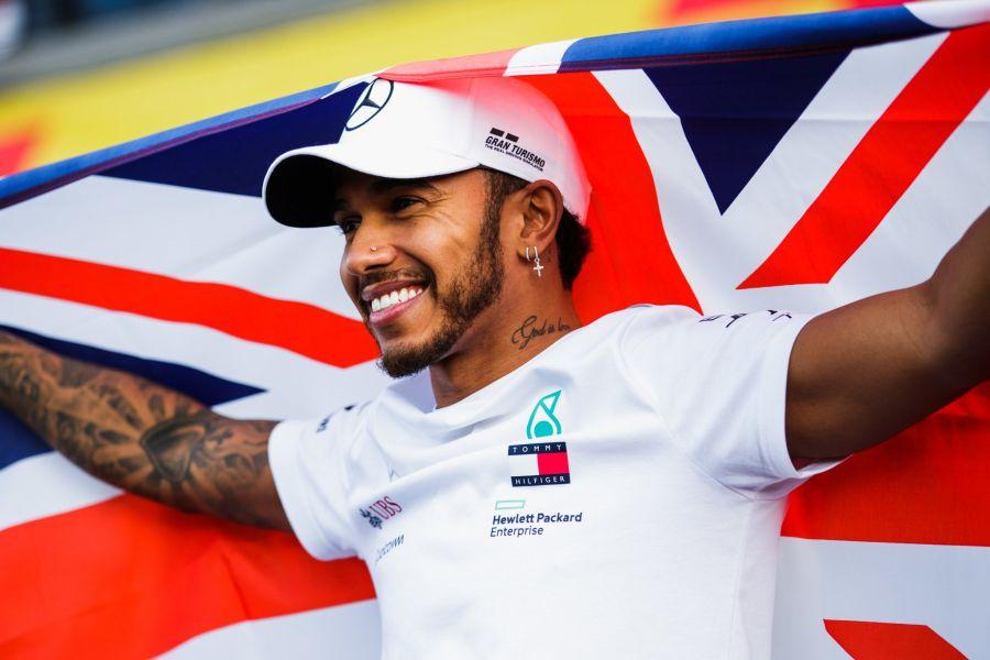 F1 Lewis Hamilton