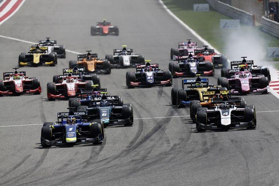 F2 Championship season kicks-off at Bahrain