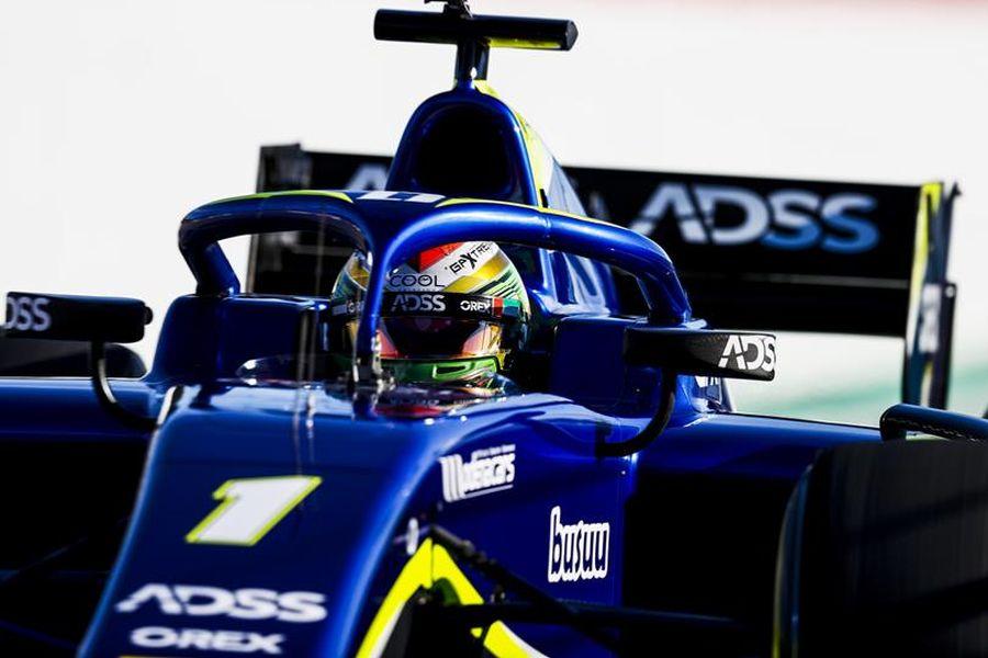 Formula 2 Carlin