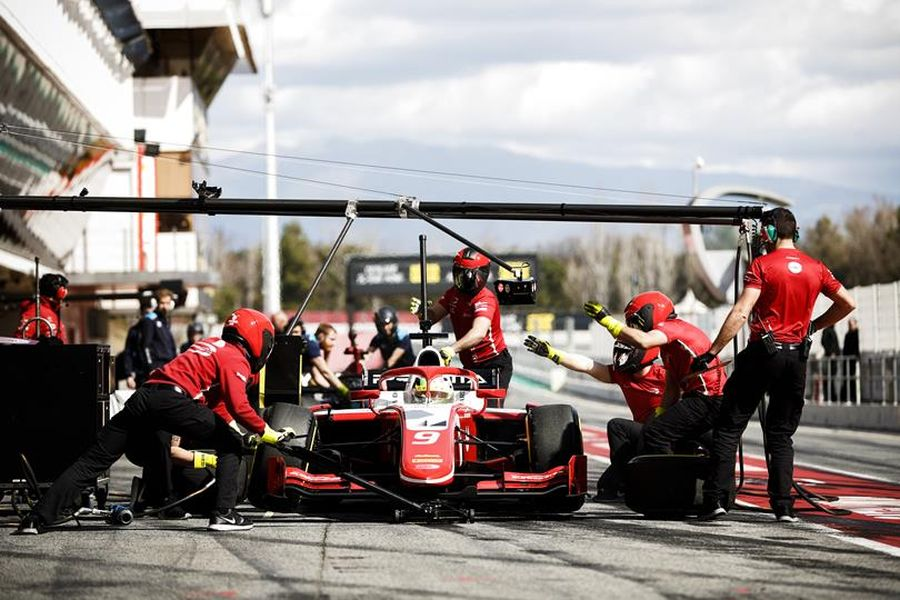 F2 Mick Schumacher