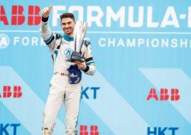 Edoardo Mortara, Formula E Hong Kong ePrix