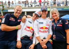Hansen family WorldRX