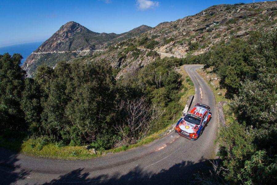 Hyundai Moorsport Tour de Corse