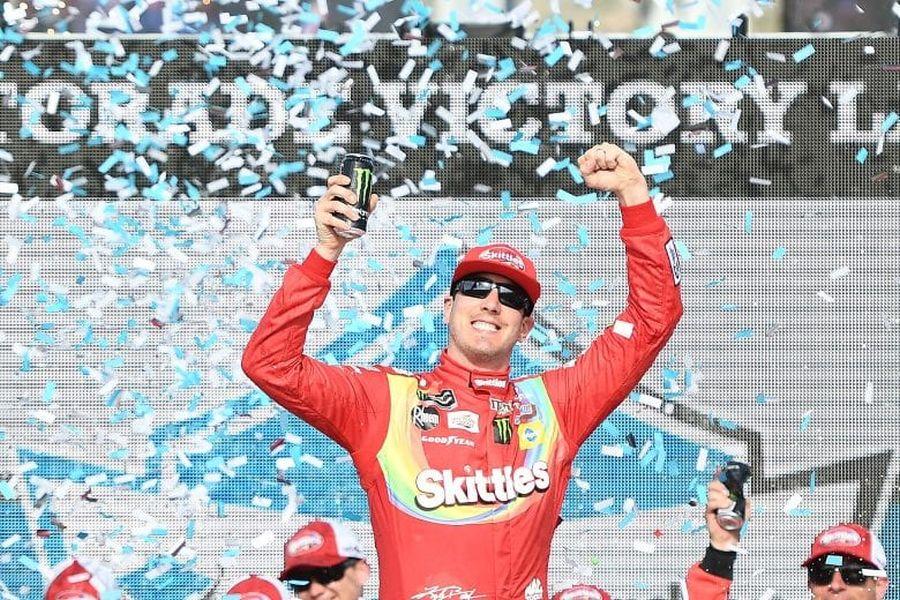 Kyle Busch, NASCAR Cup Series, Phoenix