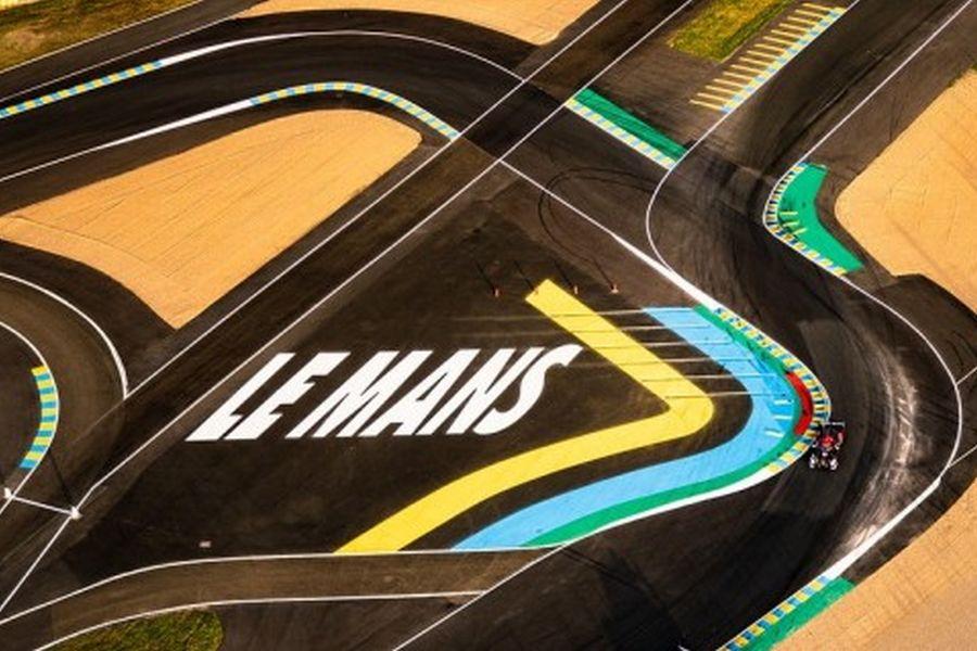 Circuit de la Sarthe Le Mans