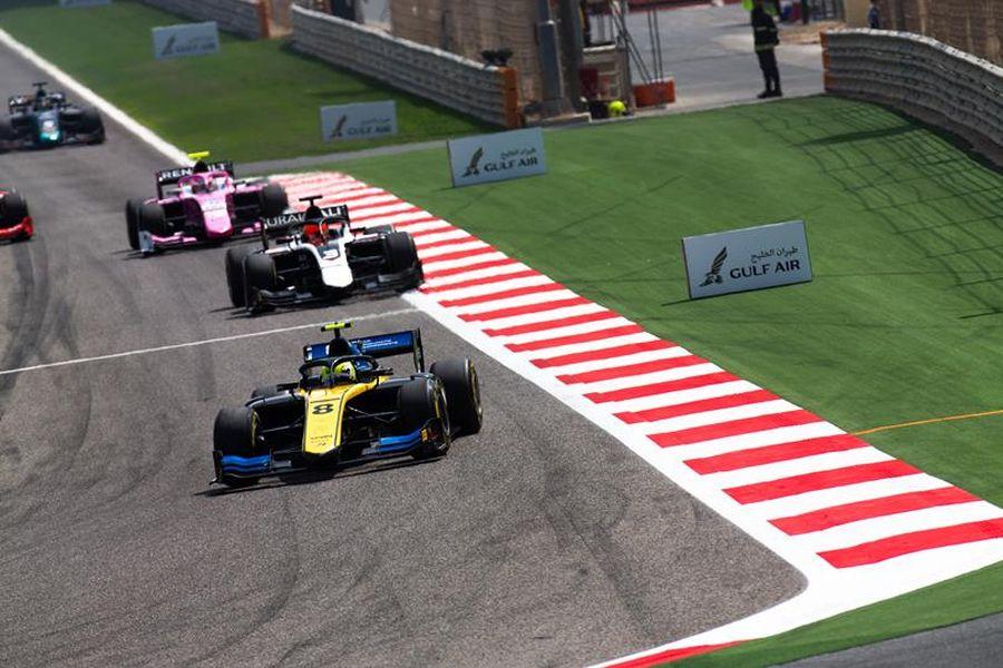 Luca Ghiotto Formula 2
