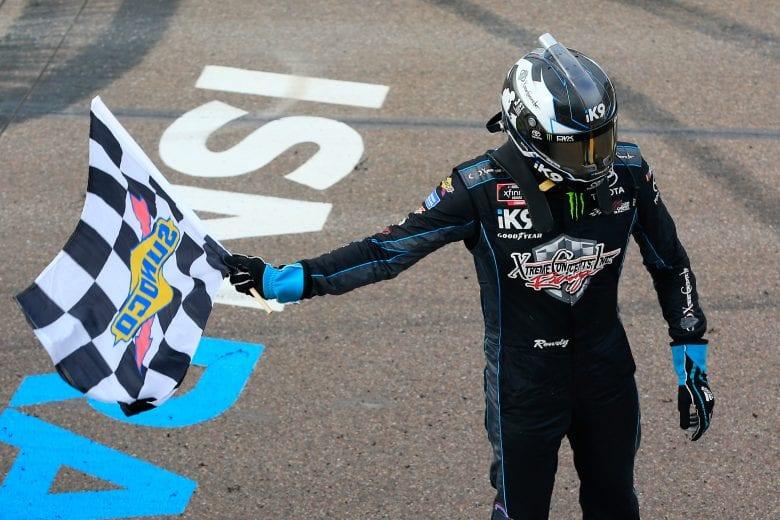 NASCAR Phoenix Xfinity Kyle Busch win