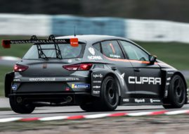 PWR Racing Cupra TCR