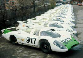 Porsche 917, 1969