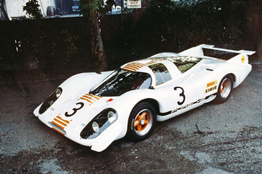 Porsche 917 1969 Frankfurt