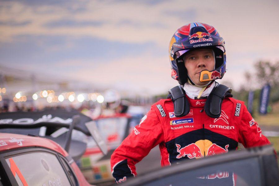 WRC Rally Mexico Sebastien Ogier