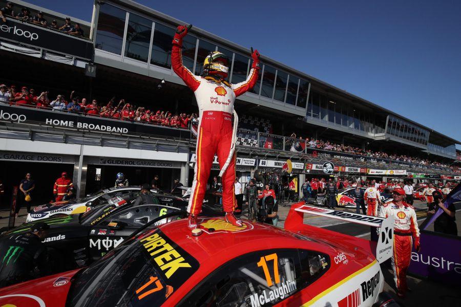2019 Supercars, Adelaide 500, Ford Mustang, Scott McLaughlin