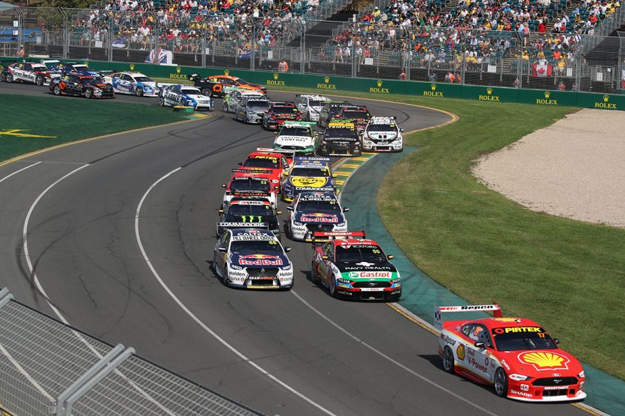 Supercars Championship, Melbourne 400
