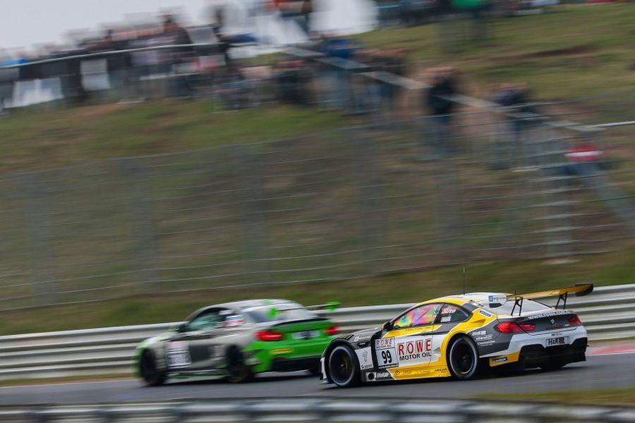 VLN round 1 Rowe BMW