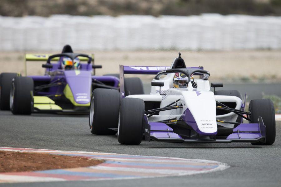 W Series selection test Almeria