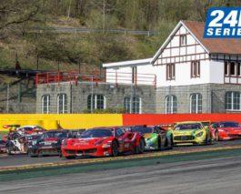 Spa 12 Hours: Last-minute victory for Scuderia Praha's Ferrari