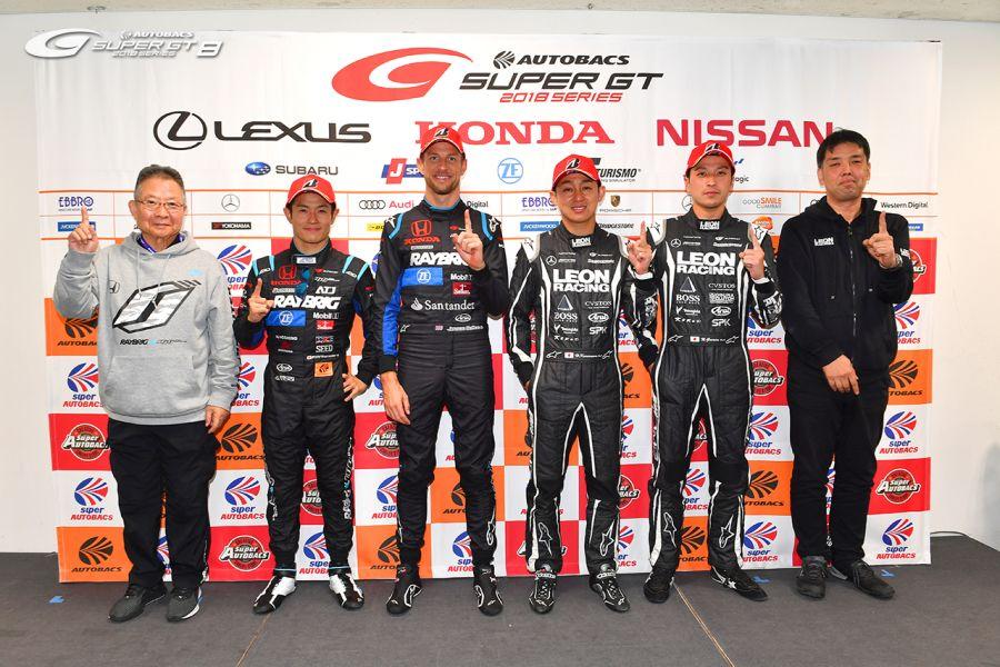 2018 Super GT champions