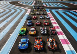 2019 European Le Mans Series grid