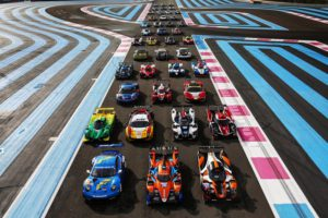 2019 European Le Mans Series grid