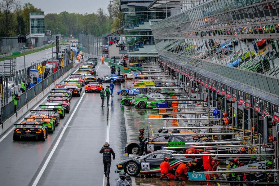 3 Hours of Monza