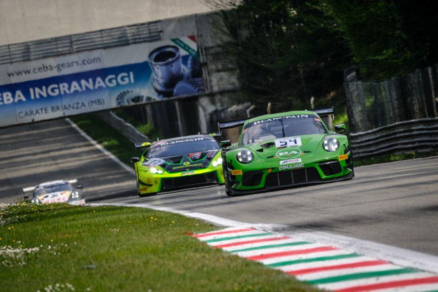 3 Hours of Monza, Dinamic Motorsport Porsche