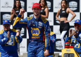 Alexander Rossi, Grand Prix of Long Beach