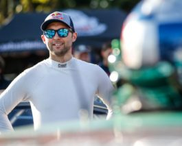 Andrew Jordan announced a participation in the Titans RX series