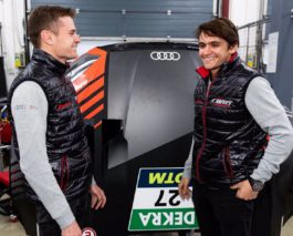 Pietro Fittipaldi is the last addition to the 2019 DTM grid