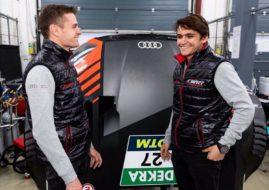 Jonathan Aberdein, Pietro Fittipaldi, Team WRT, 2019 DTM