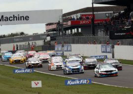 British Touring Car Championship, Donington Park